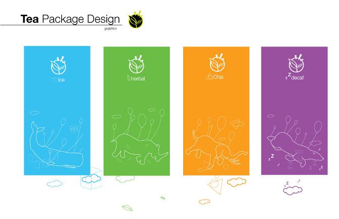 light tea package design - tpdesigns82.com Tea
